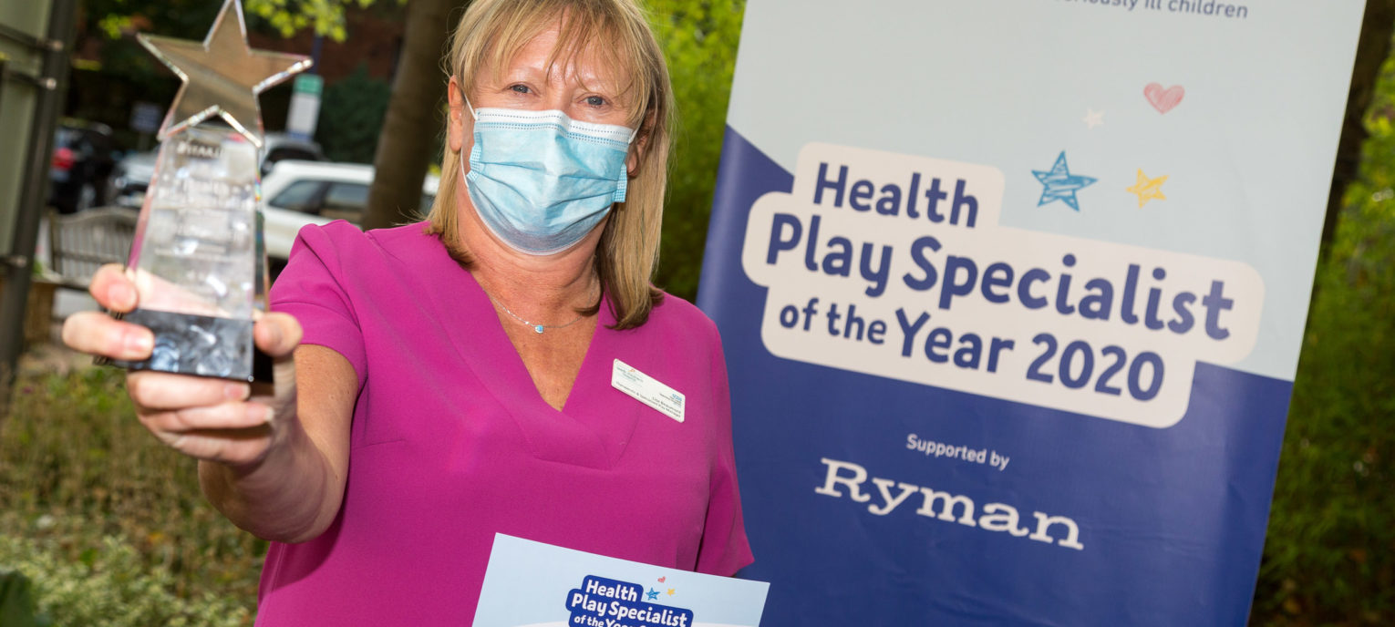 Starlight's Health Play Specialist of the Year 2020